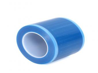 blue dental barrier film